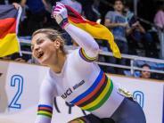 Bahnrad-Weltcup: Deutsche Teamsprint-Teams triumphieren in Manchester