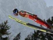 Wieder Kreuzbandriss: Saison-Aus für Norwegens Skisprung-Ass Gangnes