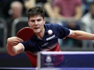 German Open: Auftaktsiege für Ovtcharov und Boll in Magdeburg