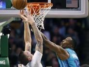 NBA: Elfter Sieg in Serie für Boston Celtics und Theis