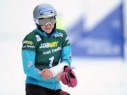 Sturz beim Training: Snowboarderin Kober musste wieder operiert werden