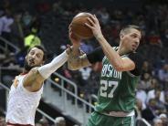 14. Sieg in Folge: Boston gewinnt NBA-Spitzenspiel gegen Golden State