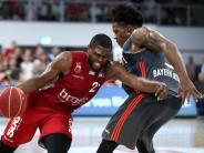 Basketball-Bundesliga: Bayern-Gipfel: FCBayern und Bamberg im Umbruch