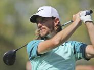 Saisonfinale in Dubai: Englischer Golfer Fleetwood holt Gesamtsieg auf Europa-Tour