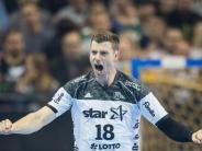 Europapokal: Vier Siege für deutsche Handball-Clubs