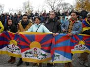 U20-Kicker in Mainz: China sieht «Verschwörung» hinter Tibet-Protesten