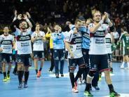 Handball-Bundesliga: Flensburgs Handballer werfen sich an die Bundesliga-Spitze