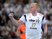 «Zebras» siegen: THW Kiel gewinnt Champions-League-Duell gegen Brest 33:23