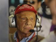 TV-Experte: Lauda verkündet im TVAbschied als Formel-1-Experte von RTL