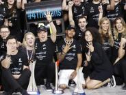 Saison 2017: Die Lehren nach dem Formel-1-Saisonfinale