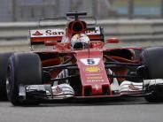Formel 1: «Noch viel zu tun»: Vettel eröffnet nächste Titeljagd