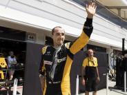 Mit Rosbergs Hilfe: Kubicas letzter Test vor Formel-1-Comeback