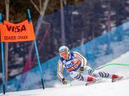 Weltcup in Beaver Creek: Skiverband feiert Speed-Trio und Olympia-Quali