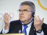 IOC-Präsident: Das Jahr des Thomas Bach zwischen Korruption und Doping