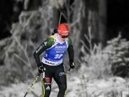 Horchler in Hochfilzen dabei: Biathletin Franziska Preuß schon wieder krank