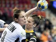 Gruppenfinale: Isabell Klein vs Estevana Polman: Duell der Handball-Mamas