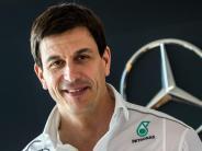 Mercedes-Motorsportchef: Wolff rechnet 2018 mit Dreikampf um Formel-1-WM