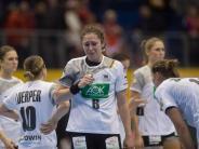 17:21 gegen Dänemark: Aus der Traum: DHB-Frauen bei Heim-WM ausgeschieden