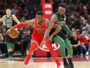 Basketball-Profiliga: NBA: Zipser gewinnt mit Chicago gegen Spitzenreiter Boston