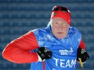 Erfolgstrainer aus Ruhpolding: Schwedens Biathlon-Coach Pichler darf nicht zu Olympia