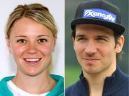 Skisport: Felix Neureuther und Miriam Gössner haben geheiratet