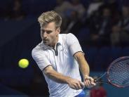 Tennis-ATP-Turnier: Struff und Gojowczyk überstehen Auftakt in Doha