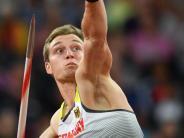 Speerwurf-Ass: Thomas Röhler will EM-Gold: «Nichts anderes kommt infrage»