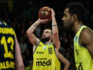 Vertrag bis 2021: Nationalspieler Doreth bleibt langfristig in Bayreuth