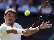 Djokovic spielt wieder: Tennis-Star Wawrinka verschiebt Rückkehr