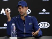 Vor Australian Open: Djokovic vor Comeback «nicht zu 100 Prozent» fit