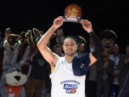 BBL Allstar Day: Team International gewinnt gegen Team National