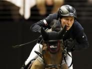 Großer Preis von Basel: Dreher reitet auf Platz fünf