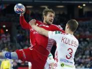 Handball-EM: Kroatien und Norwegen mit Siegen zum Start der Hauptrunde