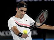 Australian Open: Federer komplettiert Achtelfinale in Melbourne