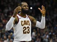 Ohne deutsche Profis: Kapitäne James und Curry wählen NBA-Allstar-Teams