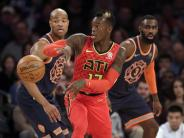 Nordamerikanischer Basketball: Späte NBA-Siege für Nationalspieler Schröder und Theis