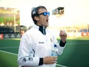 Damen-Coach Reckinger: Neuer Hockey-Bundestrainer coacht aus der Vogelperspektive