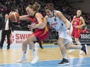 Mini-Chance auf Endrunde 2019: EM-Quali: Erster Sieg für deutsche Basketball-Frauen