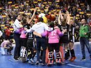 Heim-Triumph: Hockey-Damen holten dritten WM-Titel - Herren patzen