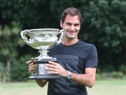ATP Rotterdam: Federer schlägt Kohlschreiber und ist auf Rekordkurs