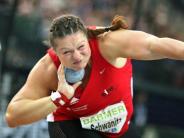 Kugelstoßen: Schwanitz peilt Comeback beim Sportfest in Halle an
