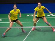 Männerer verlieren Halbfinale: Deutsche Badminton-Frauen EM-Zweite