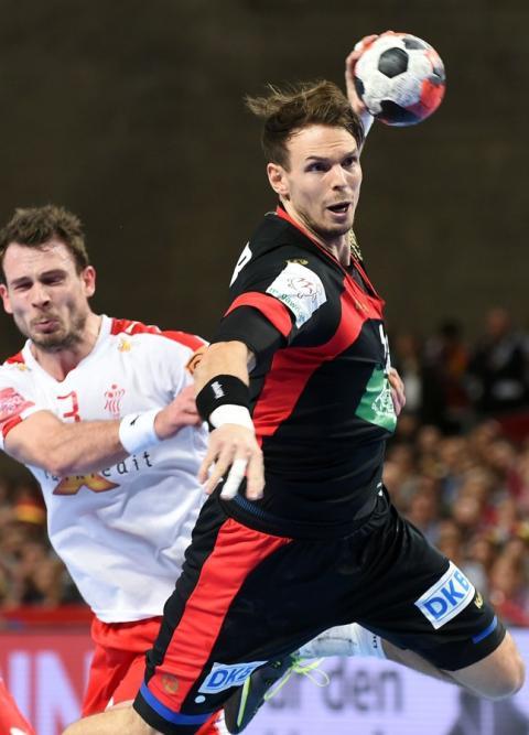 handball em live heute