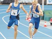 Leichtathletik: Staffel läuft auf Platz fünf