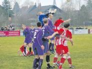 Fußball, Kreisliga Augsburg: Schwabegg blamiert sich im Derby