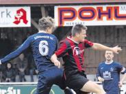 Fußball-Kreisliga Ost: Die Luft wird dünner