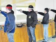 Luftpistole: Versöhnlicher Abschluss