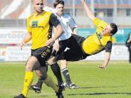 Landesliga Süd: Stark begonnen, stark nachgelassen