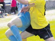 Fußball-Kreisliga Ost: SC Biberbach muss jetzt wieder aufpassen