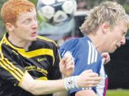 Fußball-Kreisklasse Nordwest: Wortelstetten gibt Schützenhilfe für SCU